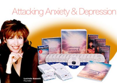 ATTACKING ANXIETY